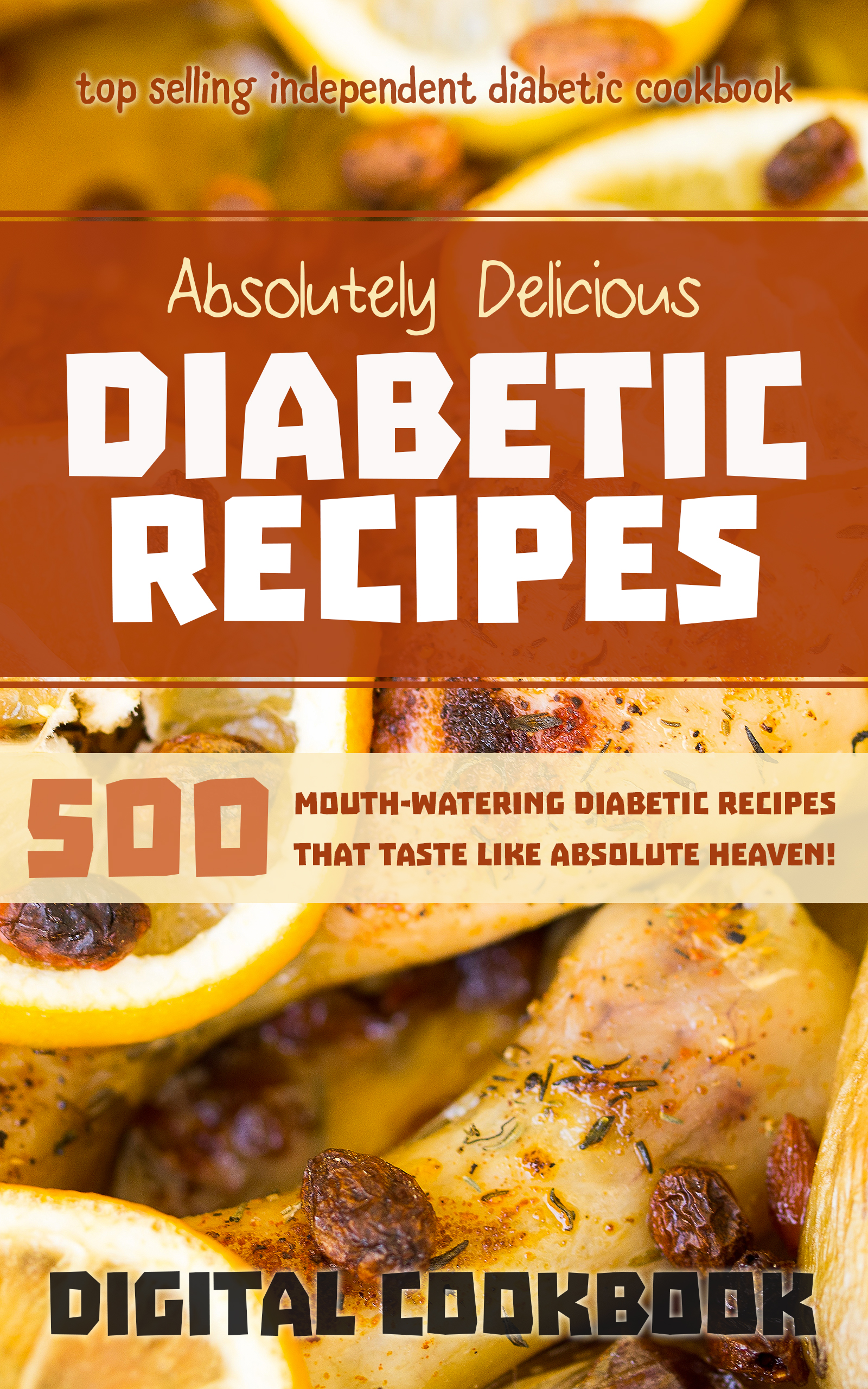 Diabetic Recipes Book