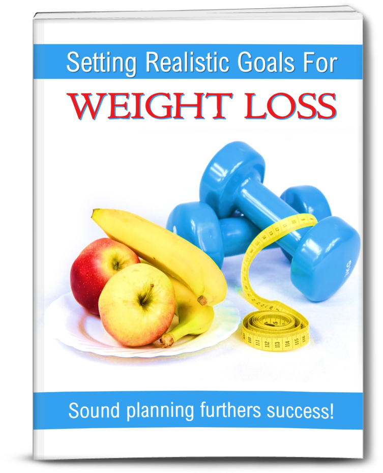 Get Your FREE Realistic Weight Loss Goals Report Today!